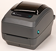 ZEBRA |  | GX420T,GX430t THERMAL TRANSFER DESKTOP PRINTER