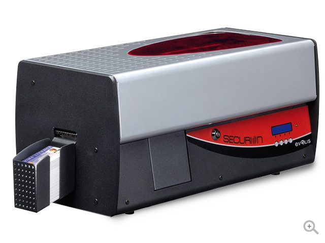 Securion card printer