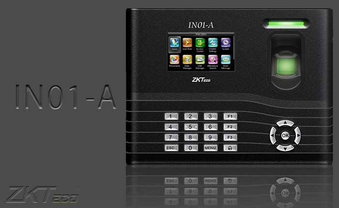 ZK TECO | Time Attendance,Access Control | IN01-A
